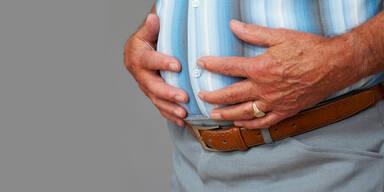 Fettleibigkeit bei 75+ besonders häufig