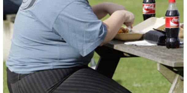 Mehr als die Hälfte der Deutschen zu dick