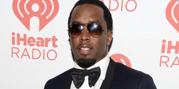 P. Diddy nach Angriff verhaftet