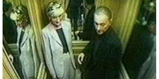 Britisches Gericht veröffentlicht letzte Diana-Bilder