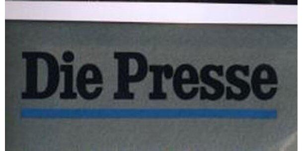 """Tageszeitung """"Die Presse"""" unter Druck"""