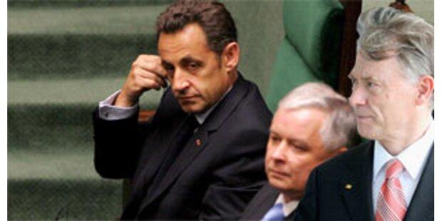 Polen und Deutschland ratifizieren EU-Vertrag nicht