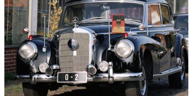 Vier Minister urlaubten mit Dienstauto