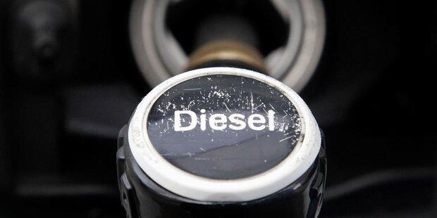 Österreich bleibt dem Diesel (noch) treu