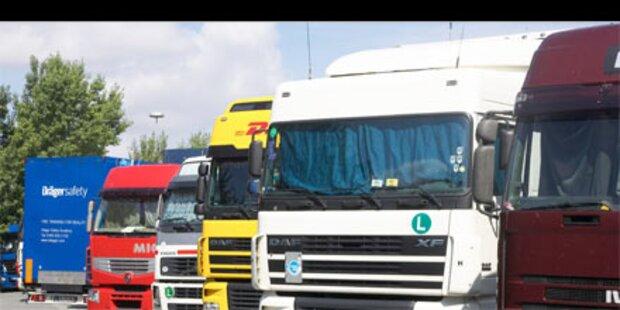 Diebe zapften 2.100 Liter Diesel ab
