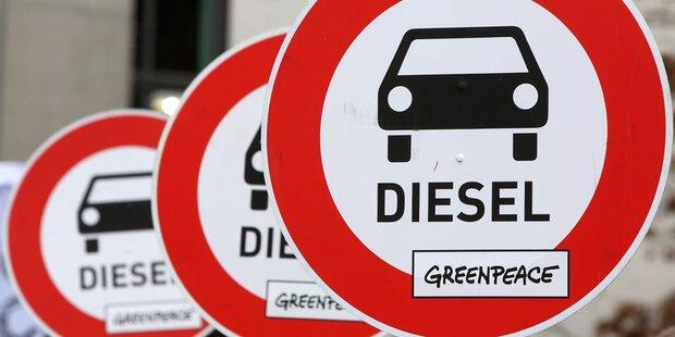 Diesel-Grenzwerte sind rechtswidrig