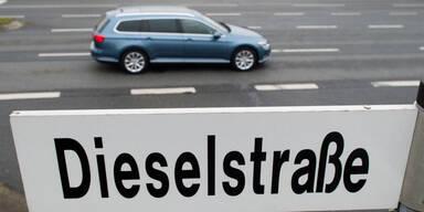 Verkauf von Dieselautos heuer auf Rekordtief