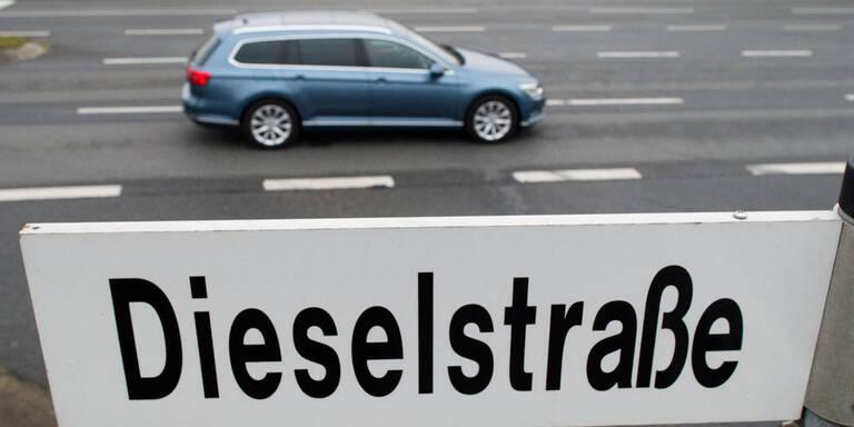Bestand an Diesel-Pkw erstmals rückläufig