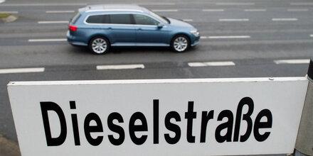 Verkauf von Diesel-Pkw heuer auf Rekordtief