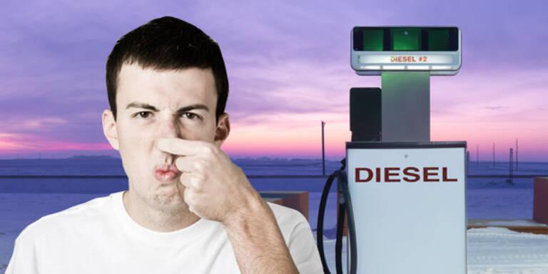 Autohersteller kritisieren Diesel-Krebs