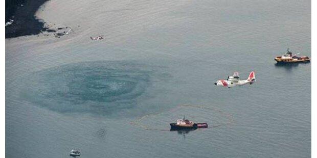 25.000 Liter Diesel vor Alaska im Meer