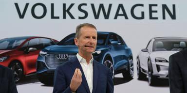 Herbert Diess nicht mehr Chef der Marke VW