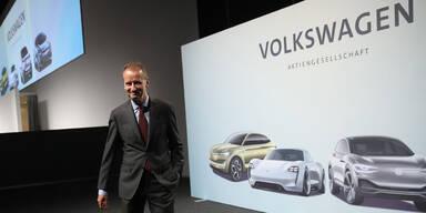 """Neuer Chef: """"VW muss anständiger werden"""""""