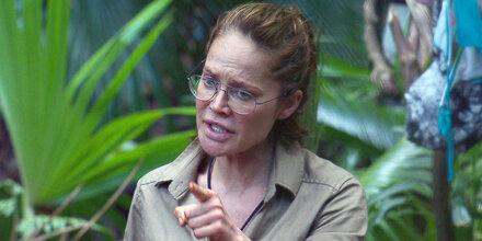 Dschungel: Doreen Dietel ist raus