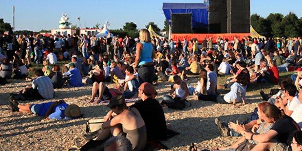 Donauinselfest - 3 Mio. Besucher