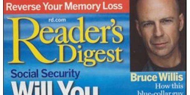 Reader's Digest unter Gläubigerschutz