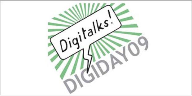 Digiday09 Vienna - Schwerpunkt Web2.0