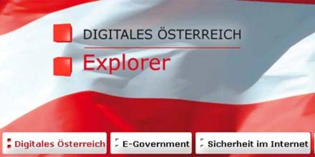 Schnelle Amtswege dank Microsoft-Browser