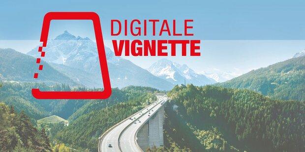 Jetzt startet die digitale Vignette