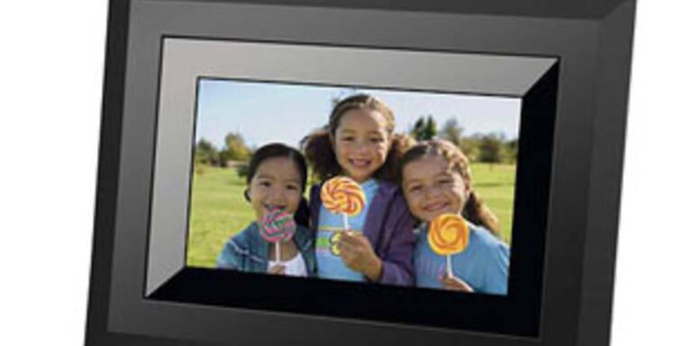 Kodak warnt vor Defekt bei digitalen Bilderrahmen