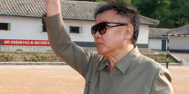 Nordkoreas Diktator Kim Jong-Il machte seine Drohungen wahr