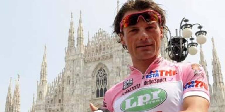 Radstar di Luca mit positiven A-Proben
