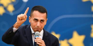 Di Maio rügt Kurz: 'Er soll an Österreich denken'