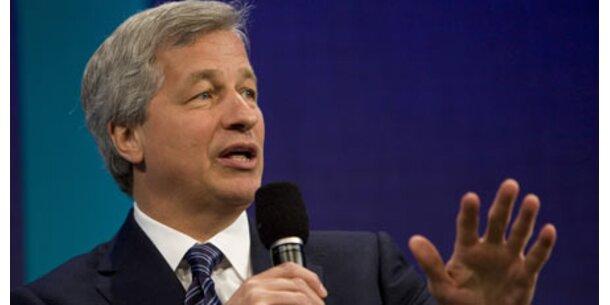 JP Morgan vermeldet Milliardengewinn