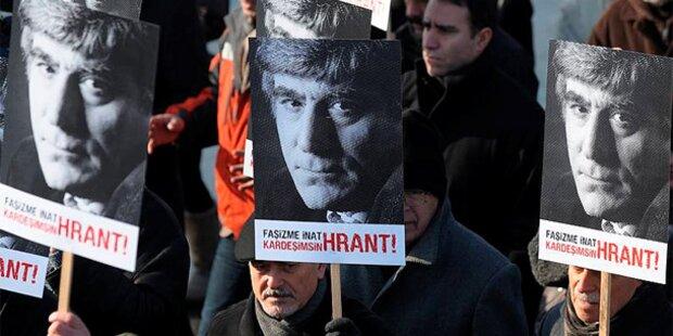 Türkei: Dink-Mörder verurteilt