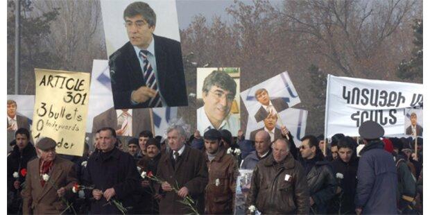 Schwere Vorwürfe gegen türkische Polizei