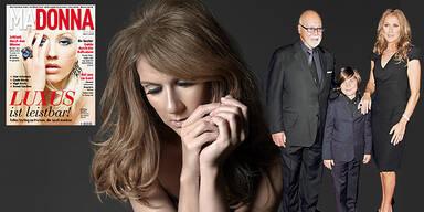 Céline Dion und René Angélil Baby Söhne