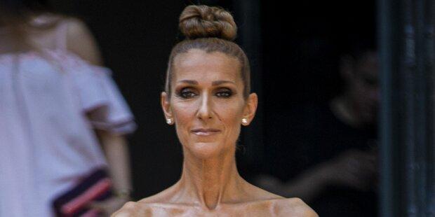 Celine Dion konnte letzten Wunsch ihres Mannes nicht erfüllen