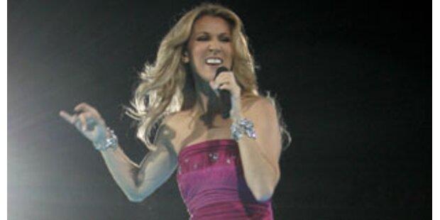 Céline Dion: Wien-Show trotz ärztlicher Warnung