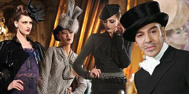 Rätselraten um John Galliano-Nachfolge bei Dior