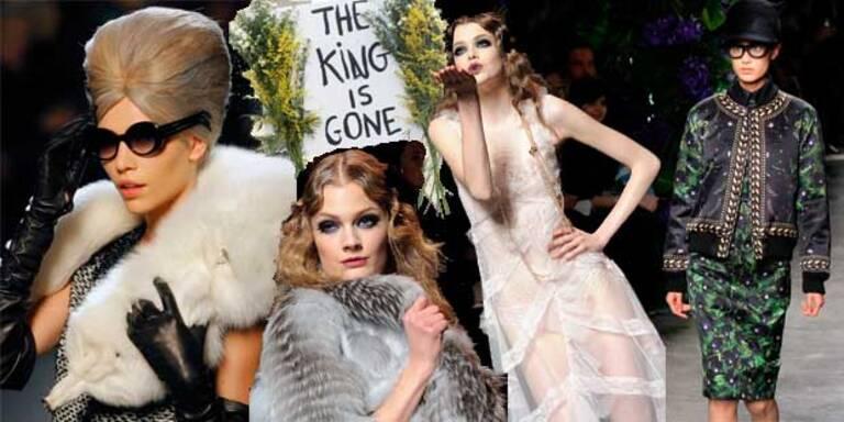 Paris: Highlights der Modewoche