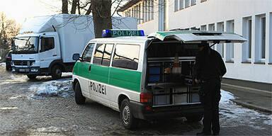 Dioxin Polizei Deutschland