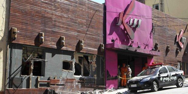 Brasilien: Disco-Besitzer festgenommen
