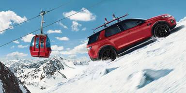 Discovery Sport jetzt als Austria Edition
