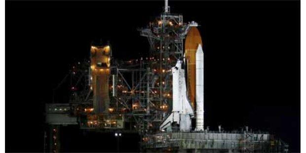 NASA sagt Start der Discovery ab
