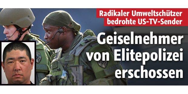 Geiselnehmer von Elitepolizei erschossen