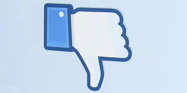 Facebook hinterging zahlreiche User