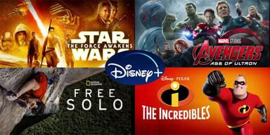 Mit diesen Starttiteln greift Disney+ Netflix an