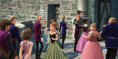 Disney-Hits sind miteinander verbunden
