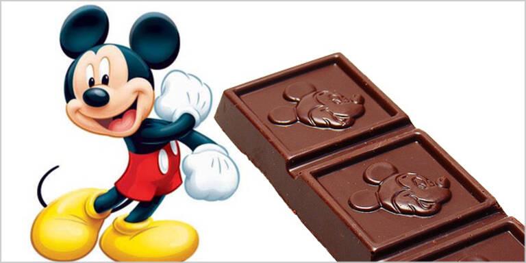 Disney streicht Werbung von Zucker