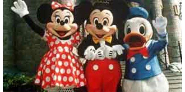 Disney mit Rekordeinnahmen im Onlinebereich