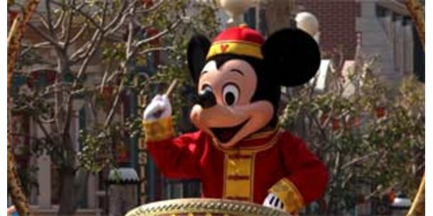 Finanzkrise macht auch vor Disney nicht halt