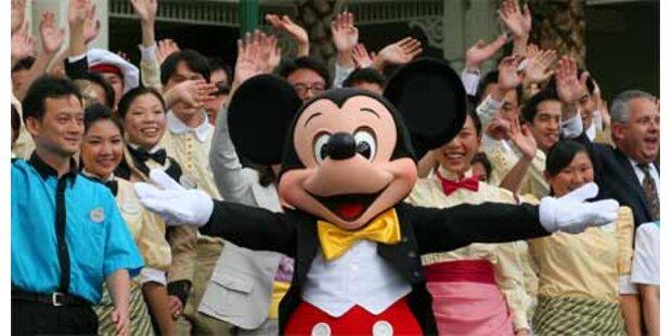 Ein Toter bei Unfall in Disney World