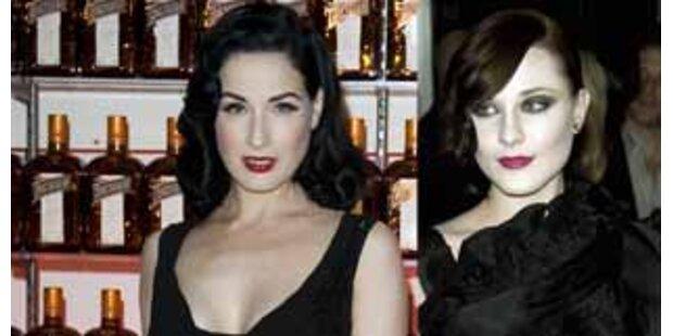 Marilyn Mansons Freundin verwandelt sich in Dita