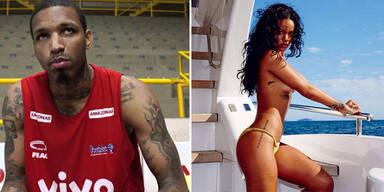 Rihanna Clifford Dixon