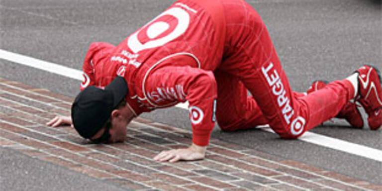"""Dixon gewinnt """"Indy 500"""""""